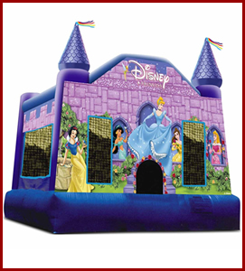 Disney Princess Castle Jumper