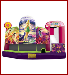 5 in 1 Disney Fairies Combo