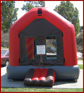 Inflatable Fun House Jumper