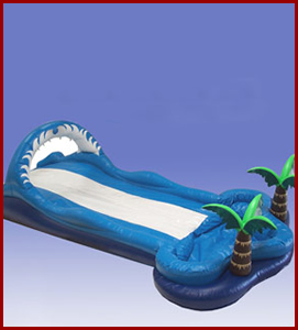 Inflatable Slip and Dip