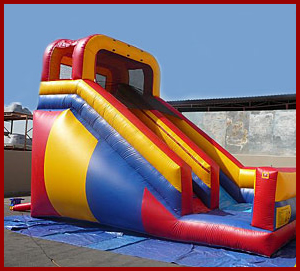Inflatable All American Slide