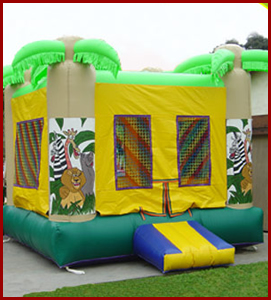 Inflatable Palm Tree Jumper Jumpers All Star Jumpers