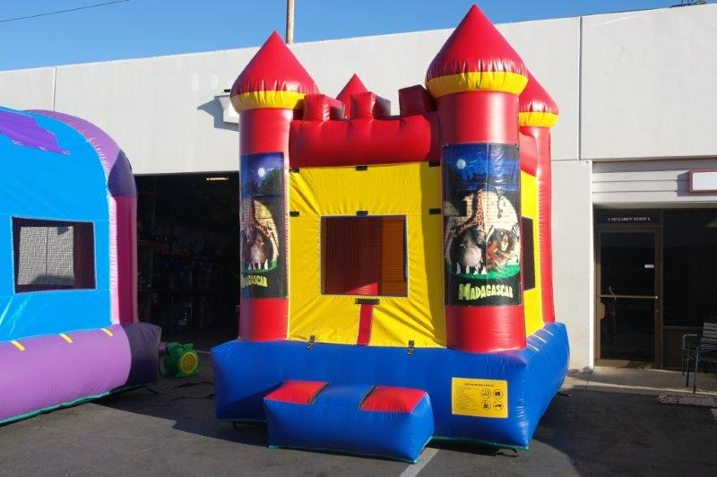 Customizable Medieval Mini Castle Jumpers All Star Jumpers