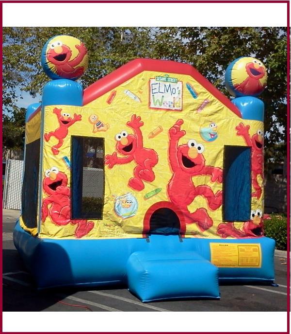 be33c7aba3bb9 Elmo World Jumper - Sesame Street Jumpers for rent Elmo World Jumper ...