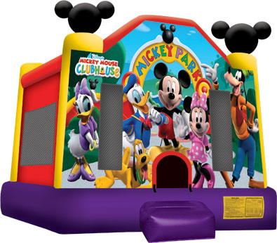 Disney Mickey Large Bouncer
