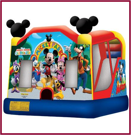 Birthday Parties Jumper Rental Slide Rental Combos for Rent