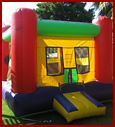 Inflatable Mini Boxing Ring Jumpe