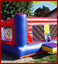 Inflatable Boxing Ring Jumper