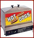 Hot Dog Steamer Rental Orange County